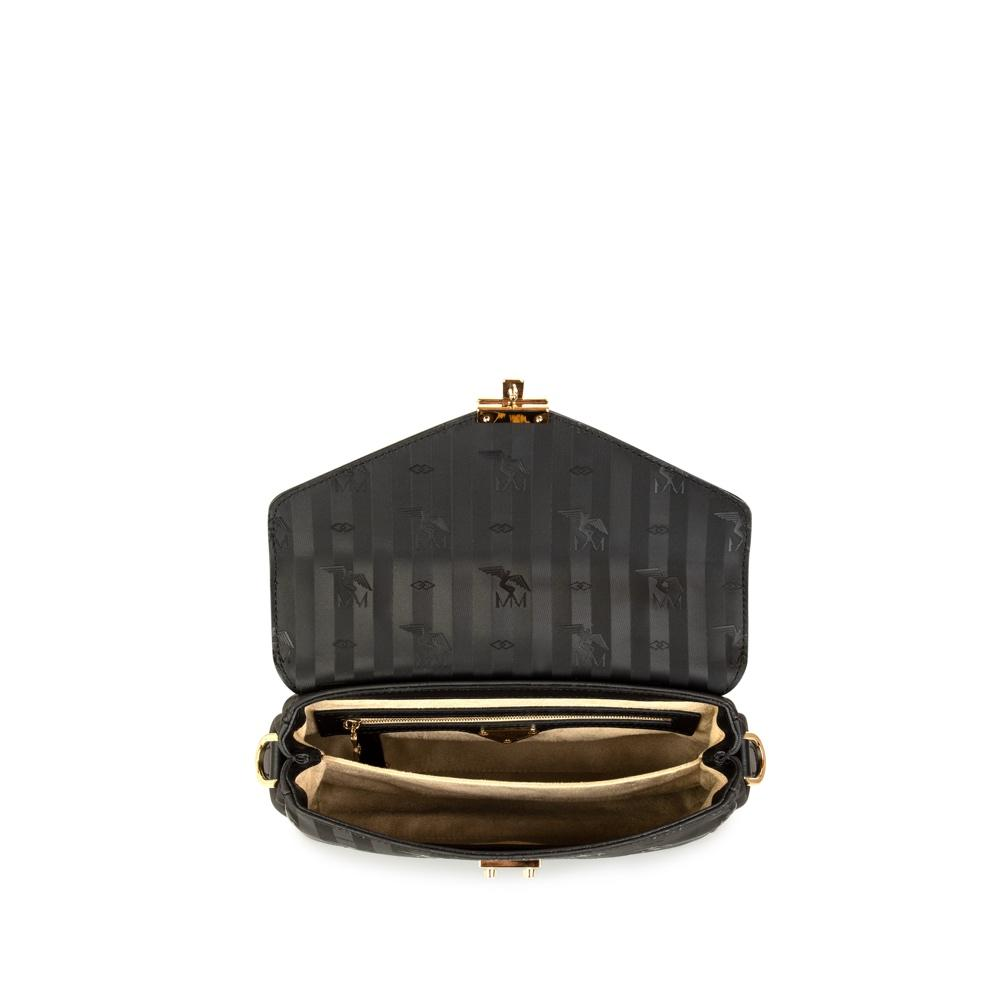 MARLY | black/gold - Maison Mollerus