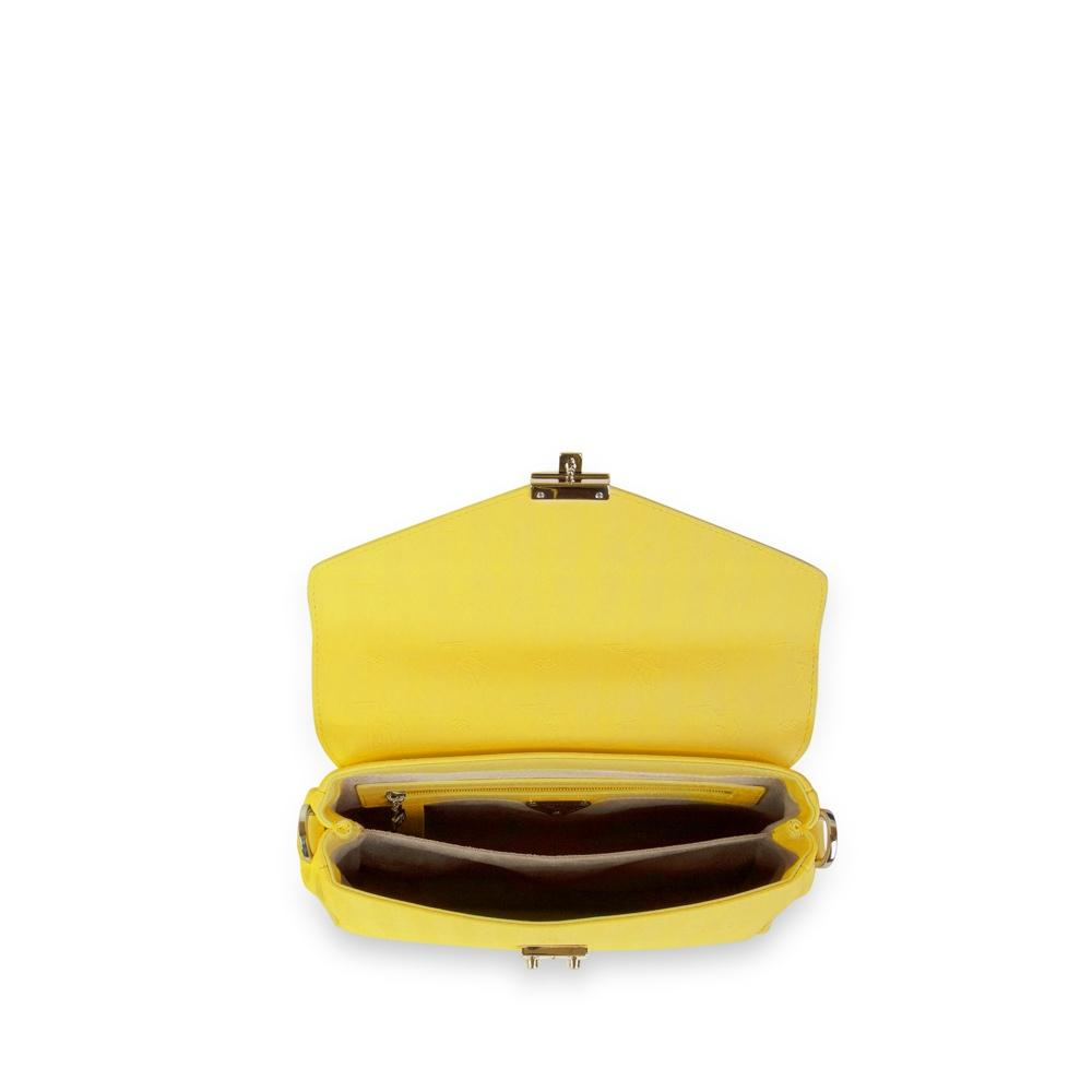 MARLY | lemon/gold - Maison Mollerus