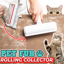 Load image into Gallery viewer, Pet Fur Rolling Collector