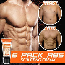 Load image into Gallery viewer, 6 Pack Abs Sculpting Cream Health & Beauty outdoorpinata