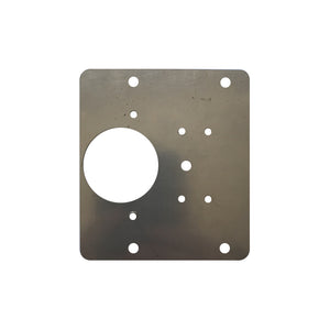 Door Hinge Fixing Plate