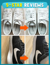 Load image into Gallery viewer, Waterless Shoes Cleansing Foam