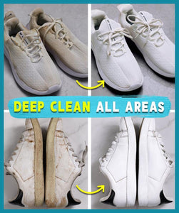 Waterless Shoes Cleansing Foam