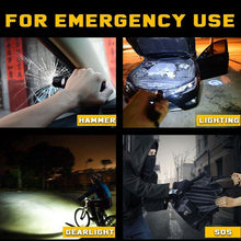 Load image into Gallery viewer, The Most POWERFUL Tactical Flashlight