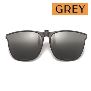 Clip On Universal Sunglasses outdoorpinata Gray