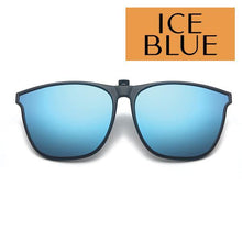 Load image into Gallery viewer, Clip On Universal Sunglasses outdoorpinata Ice Blue