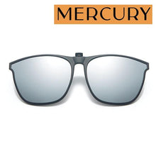 Load image into Gallery viewer, Clip On Universal Sunglasses outdoorpinata Mercury
