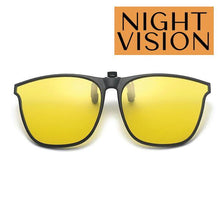 Load image into Gallery viewer, Clip On Universal Sunglasses outdoorpinata Nightvision
