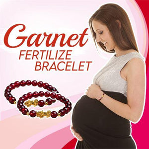 Garnet Fertilize Bracelet Health & Beauty outdoorpinata
