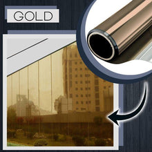 Load image into Gallery viewer, Heat Insulation Privacy Film 88mallonline 40x100 Gold