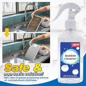 InstaClean Kitchen Bubble Cleaner