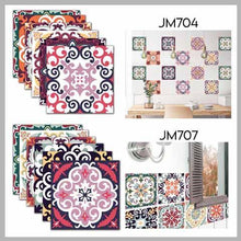Load image into Gallery viewer, Oil & Water Resistant 3D Tile Stickers Home Improvement choochoochoco 1 PC JM704