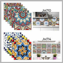 Load image into Gallery viewer, Oil & Water Resistant 3D Tile Stickers Home Improvement choochoochoco 1 PC JM710