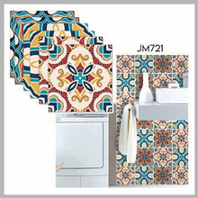 Load image into Gallery viewer, Oil & Water Resistant 3D Tile Stickers Home Improvement choochoochoco 1 PC JM721
