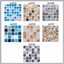 Load image into Gallery viewer, Oil & Water Resistant 3D Tile Stickers Home Improvement choochoochoco 1 PC JM726
