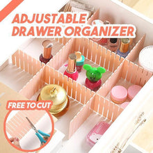 Load image into Gallery viewer, Free Combination Adjustable Drawer Organizer (Set of 4)