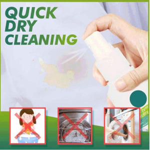Fabric Dry Cleaning Spray