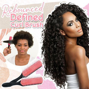 Rebounce Defined Curl Brush Health & Beauty outdoorpinata