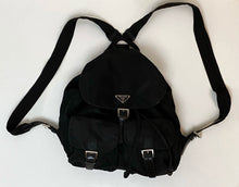 Load image into Gallery viewer, Prada Tessuto Nylon Backpack (Standard Size)