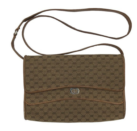 Gucci Monogram Crossbody