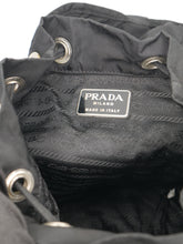 Load image into Gallery viewer, Prada Nylon Mini Buckle Backpack (90's)
