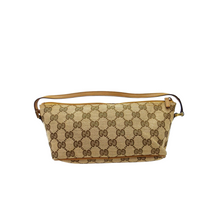 Load image into Gallery viewer, Gucci Monogram Canvas Boat Bag