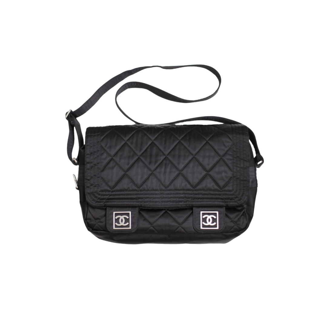 Chanel Sport Ski Messenger Bag