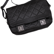 Load image into Gallery viewer, Chanel Sport Ski Messenger Bag