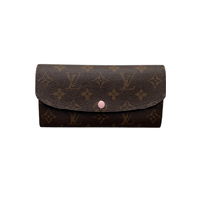 Load image into Gallery viewer, Louis Vuitton Emilie Wallet in Rose