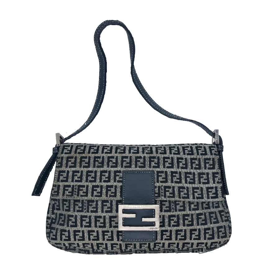 Fendi Monogram Baguette Bag