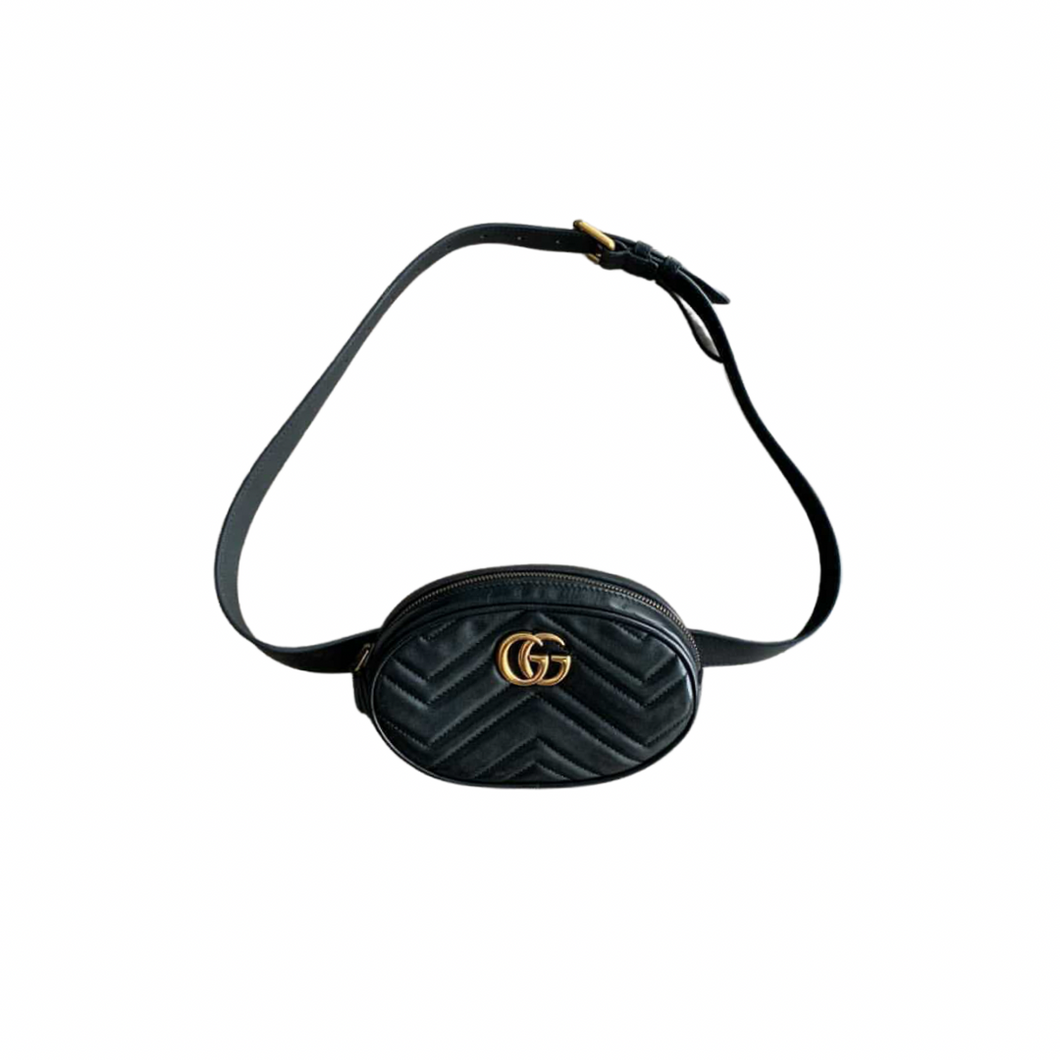 Gucci Marmont Matalesse Belt Bag