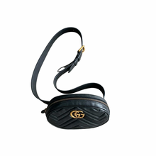 Load image into Gallery viewer, Gucci Marmont Matalesse Belt Bag