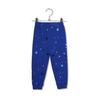 Girls Printed Legging - Blue