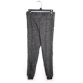 Women Striped Pyjama - Dark Grey