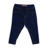Girls Jegging - Dark Blue