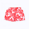 Boys Graphic Short - Red