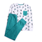 Boys Printed 2.Pcs Night Suit - Grey