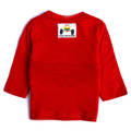 Boys Graphic Tees - Red