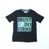 Boys Graphic T-Shirt - Black