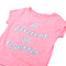 Girls Graphic Tees - Pink