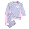 Girls Exst Mickey Mouse Tracksuit - Grey