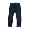 Boys Denim Pant - Navy Blue