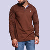 Men's Polo - Brown