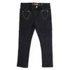 Girls Denim Pant - Dark Grey