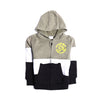Boys Hooded Zipper - Dark Green