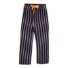 Women's Striped Pyjamas - Blue
