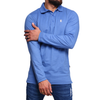 Men'S Polo - Blue