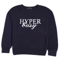 Women Sweatshirt - Navy Blue