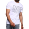 Men's Graphic Tees - White