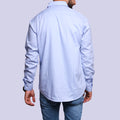 Men's Plain Shirt - Light Blue